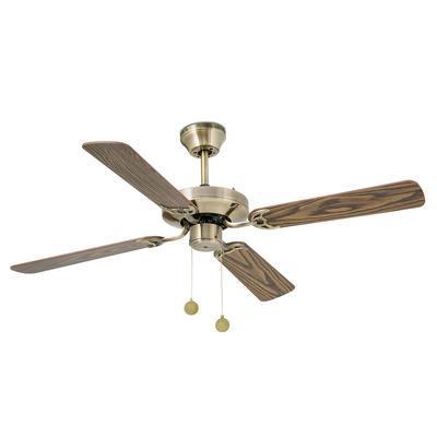 """Stropní ventilátor YAKARTA - 47,6""""  - reverzní - 2"""