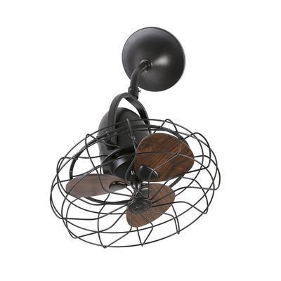 """Stropní/nástěnný ventilátor KEIKI 16,9"""" - reverzní - 2"""