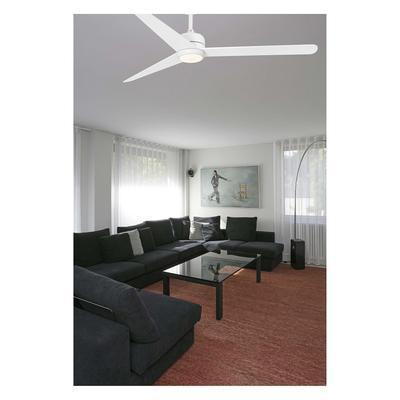"""Stropní ventilátor NU LED - 52"""" - reverzní - 2"""
