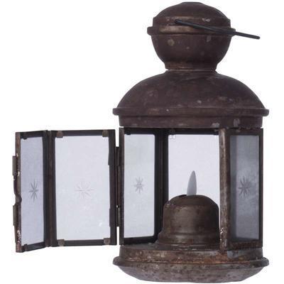 Dekorativní LED lucerna s časovačem - 2 - 2