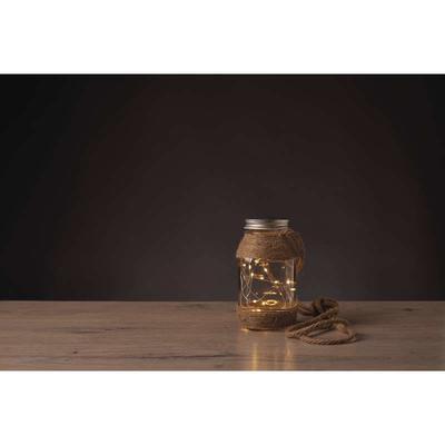 Dekorativní LED Zavařovačka - 2
