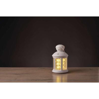 Vánoční dekorativní LED lucerna s časovačem - 3 - 2