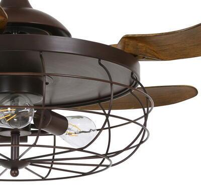 Stropní ventilátor Fanaway Industri - reverzní - 3