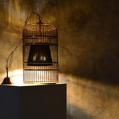 Závěsné svítidlo Bird Cage -1 - S - 3