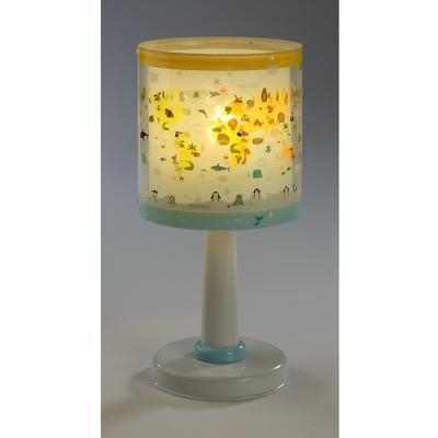 Dětská stolní lampička Baby World - 3