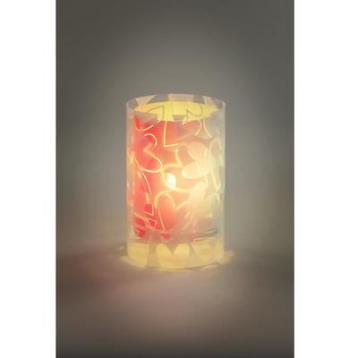 Dětská stolní lampička Cuore - 3