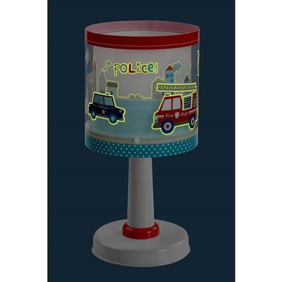 Dětská stolní lampička Police - 3