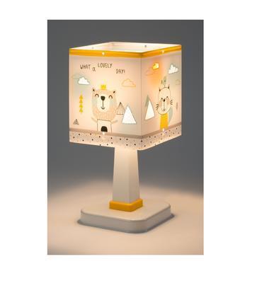 Dětská stolní lampička Hello Little - 3