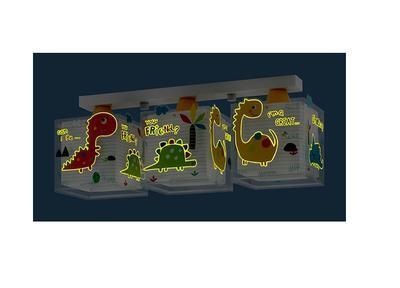 Dětské stropní svítidlo Dinos - 3