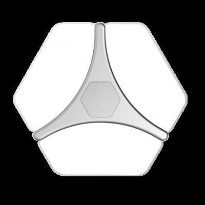 Stropní LED svítidlo Dalen 2S Plus Silver - 3