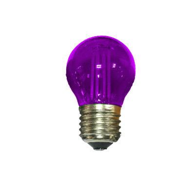 Filament LED žárovka E27 4W - 3
