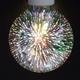 LED žárovka 3D Ball E27 4W - stmívatelná - 3/3