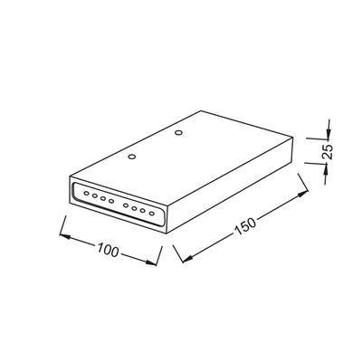 Nástěnné LED svítidlo Shelf - 2 - 3