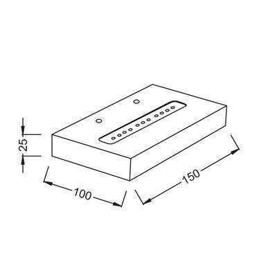 Nástěnné LED svítidlo Shelf - 4 - 3