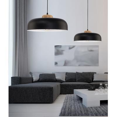Závěsné svítidlo STEEL, bílá - 3