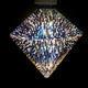LED žárovka 3D PYRAMID E27 4W - stmívatelná - 3/3