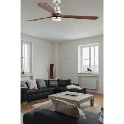"""Stropní ventilátor LANTAU-G LED - 66,1"""" - reverzní - 3"""