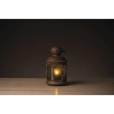 Dekorativní LED lucerna s časovačem - 2 - 3