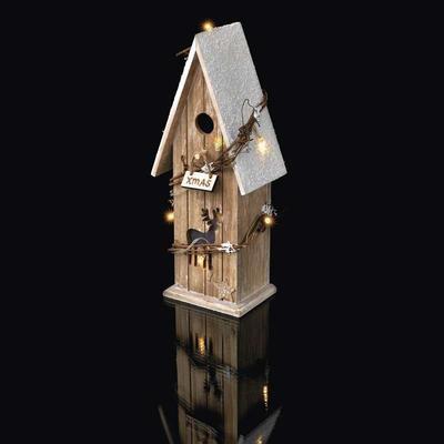 Vánoční dekorativní LED domek s časovačem - 2 - 3