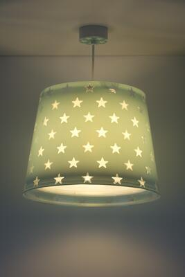 Dětské závěsné svítidlo Stars - 4