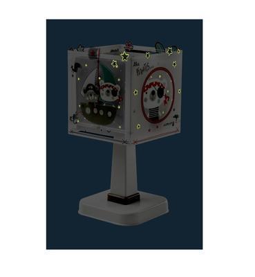 Dětská stolní lampička Pirates - 4