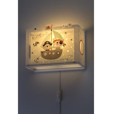 Dětské nástěnné svítidlo Pirates - 4