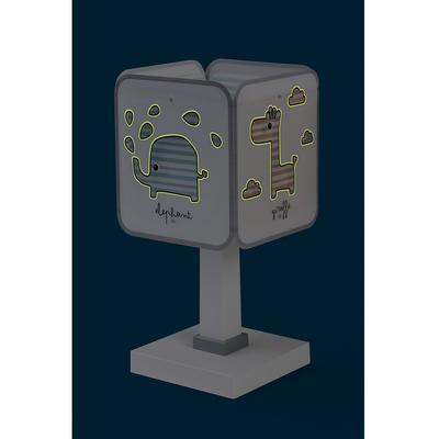 Dětská stolní lampička Baby Zoo - 4