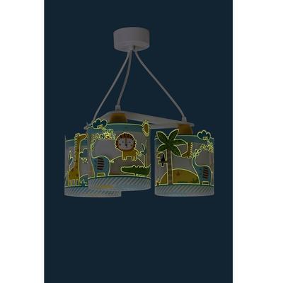 Dětské závěsné svítidlo My Little Jungle - 2 - 4