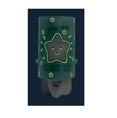 Noční lampička My Little Star, zelená, zelená - 4