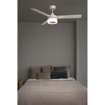 """Stropní ventilátor ICE LED - 52"""" - reverzní - 4"""