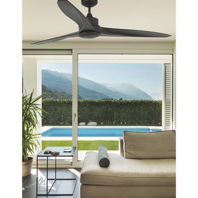 """Stropní ventilátor TONIC LED - 59,8"""" - reverzní - 4"""