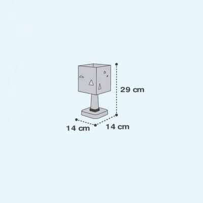 Dětská stolní lampička Hello Little - 4