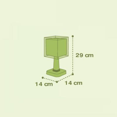 Dětská stolní lampička My sweet home - 4