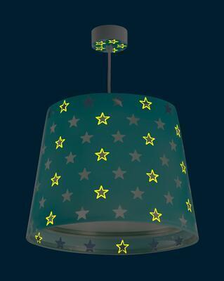 Dětské závěsné svítidlo Stars - 5