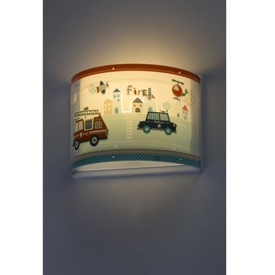 Dětské nástěnné svítidlo Police - 5