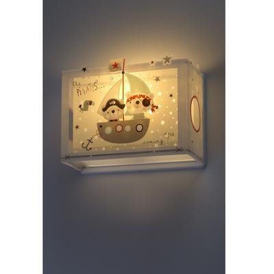 Dětské nástěnné svítidlo Pirates - 5