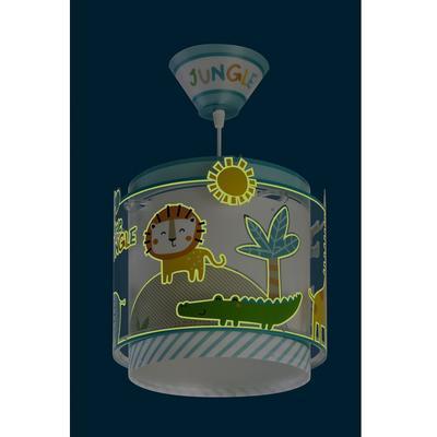 Dětské závěsné svítidlo My Little Jungle - 1 - 5