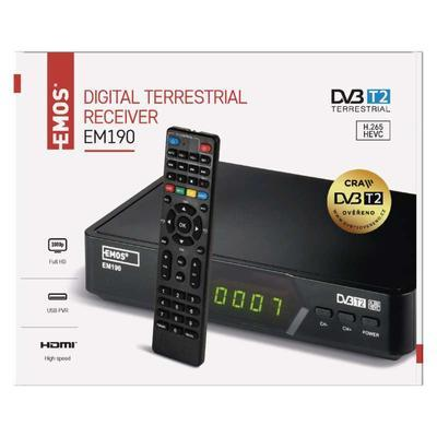 Set-top box DVB-T2 - 5