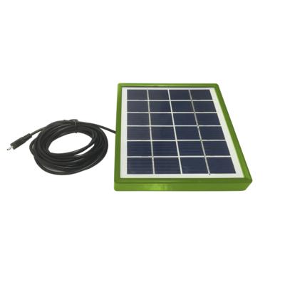 Solární a nouzová LED žárovka/svítilna - 5