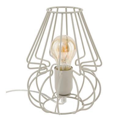 Stolní lampa PICOLO, šedá, šedá - 5