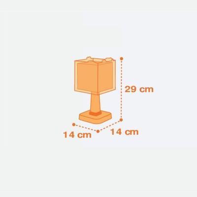 Dětská stolní lampička Dinos - 5