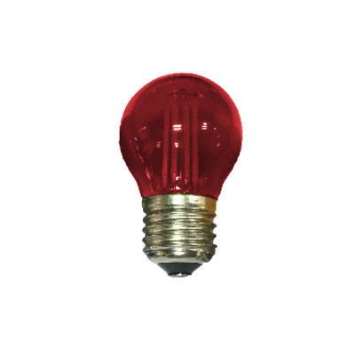 Filament LED žárovka E27 4W - 6
