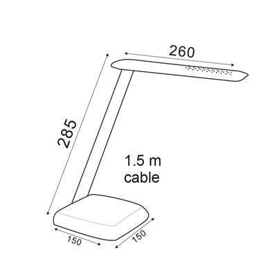 Stolní LED lampa Touch - 6