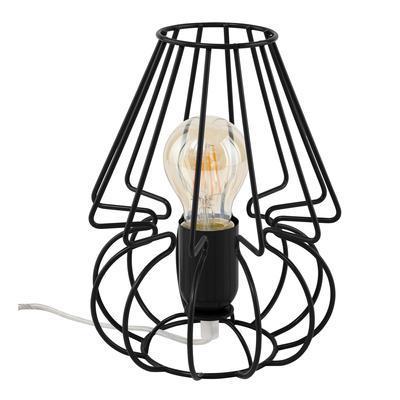 Stolní lampa PICOLO,  černá, černá - 6