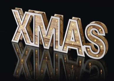 Kouzelné vánoční osvětlení